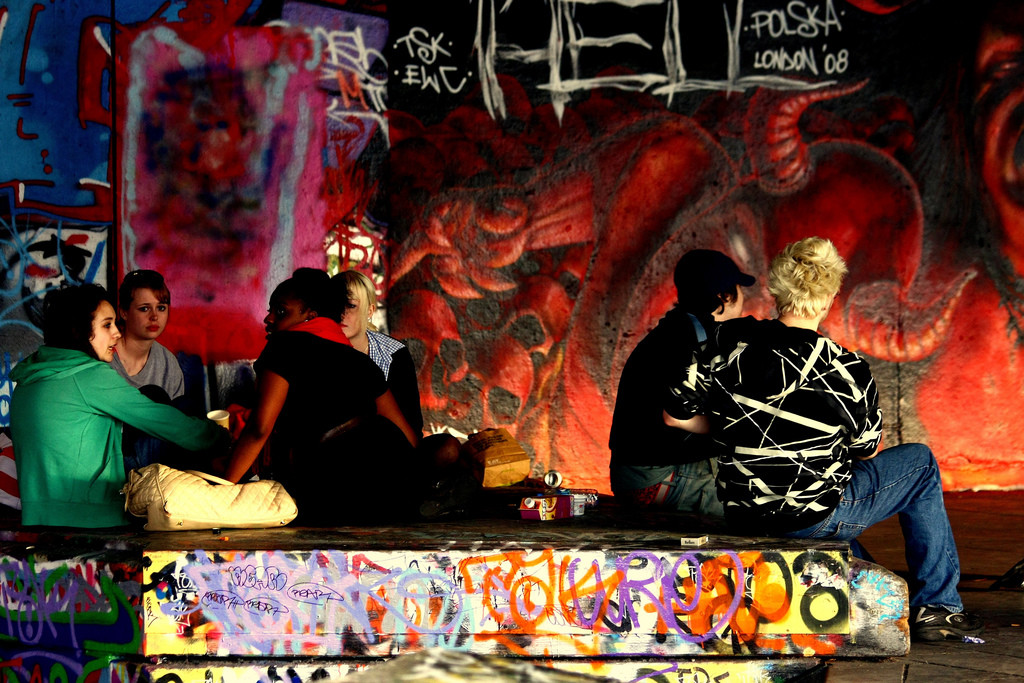 Teenage Hell, por Garry Knight